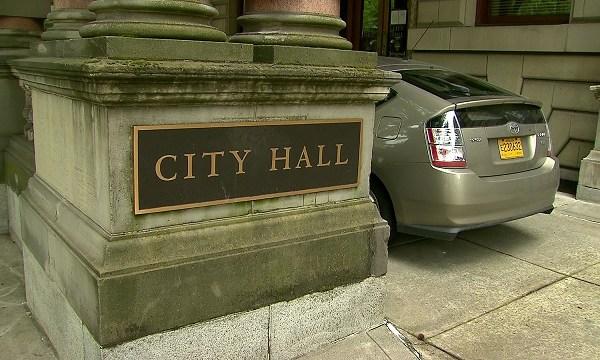 Portland City Hall trespasser sentenced to 2-year probation