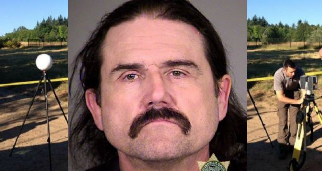 Robert Huggins, seen in a 2012 photo from the Multnomah County Sheriff's Office, was killed and dumped in a field in Clark County on July 1, 2015