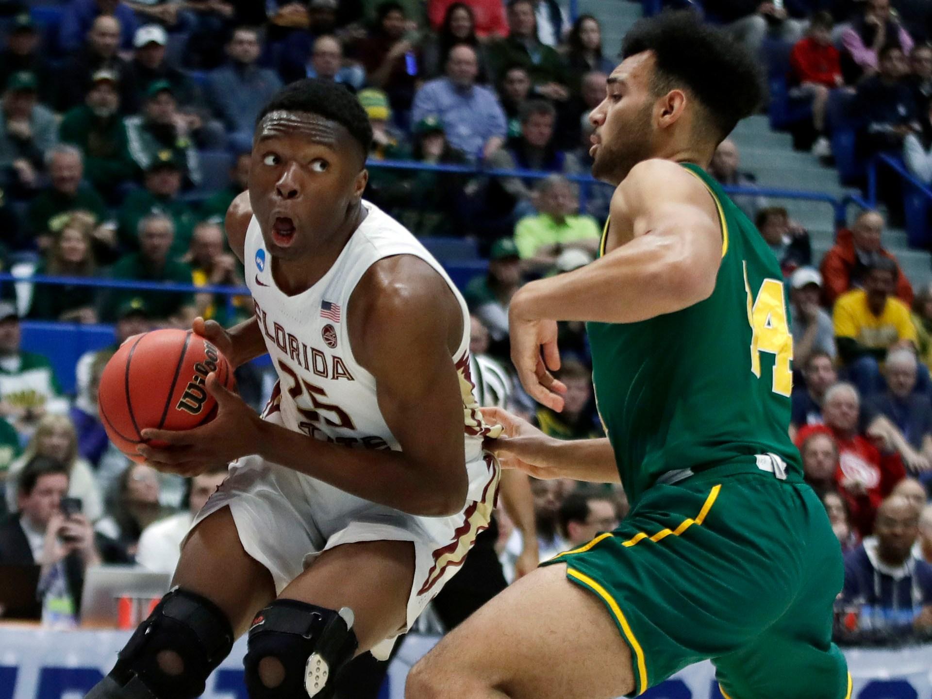 NCAA Vermont Florida St Basketball-873772057