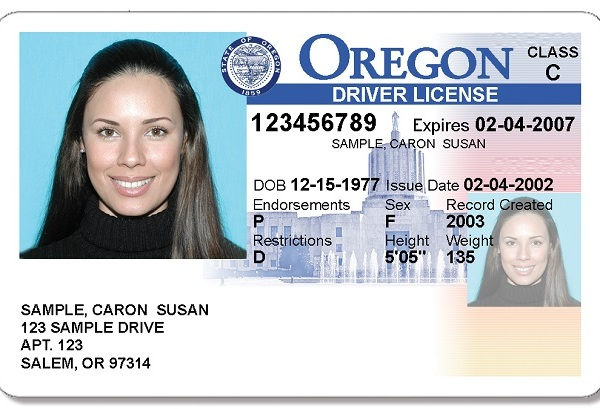 generic oregon driver license 05102017_456660