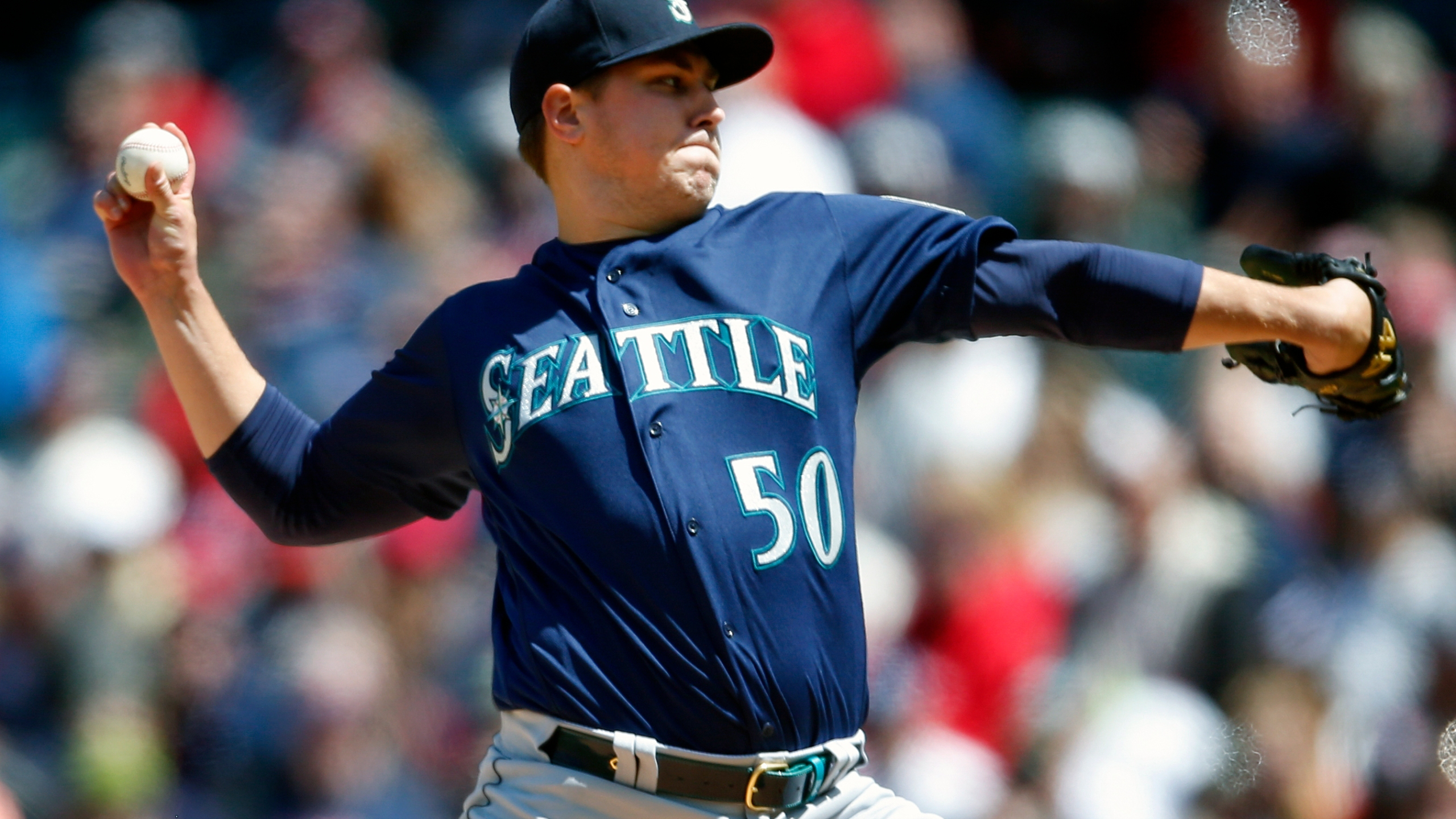 Mariners Indians Baseball_1557091386078