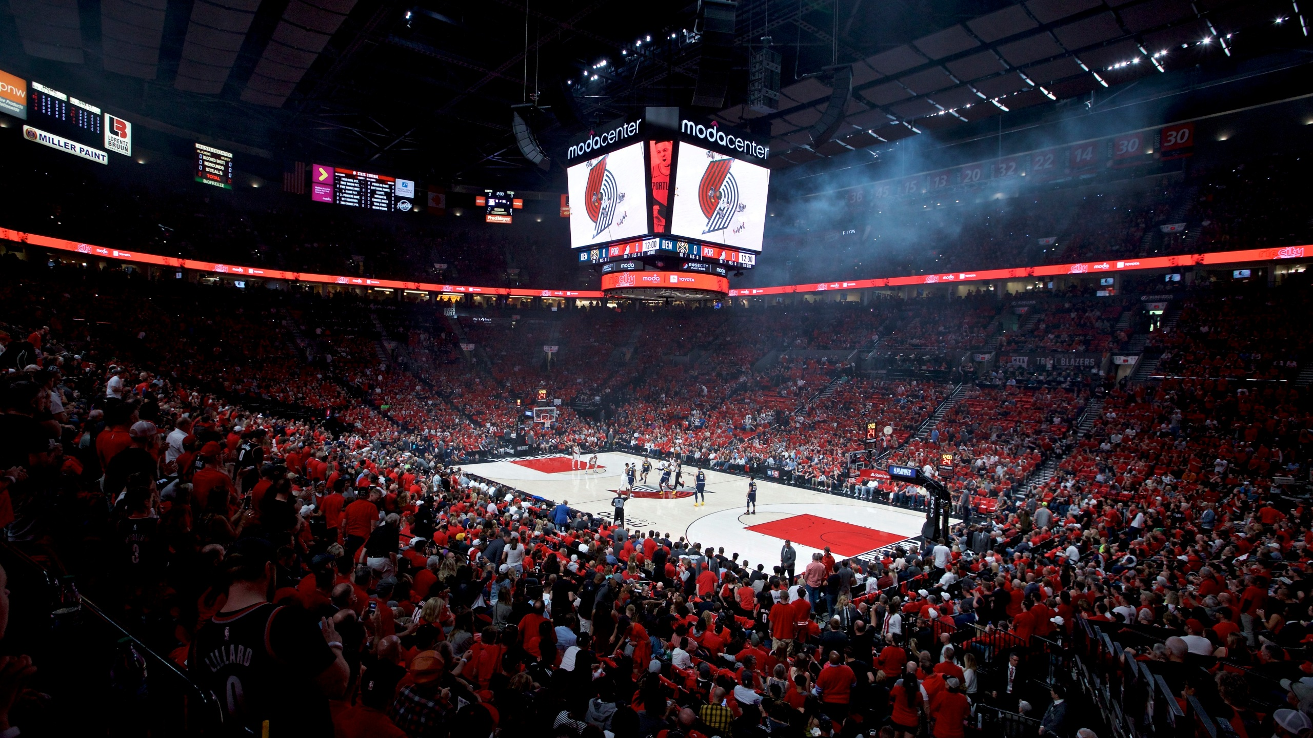Nuggets Trail Blazers Basketball_1557107256581