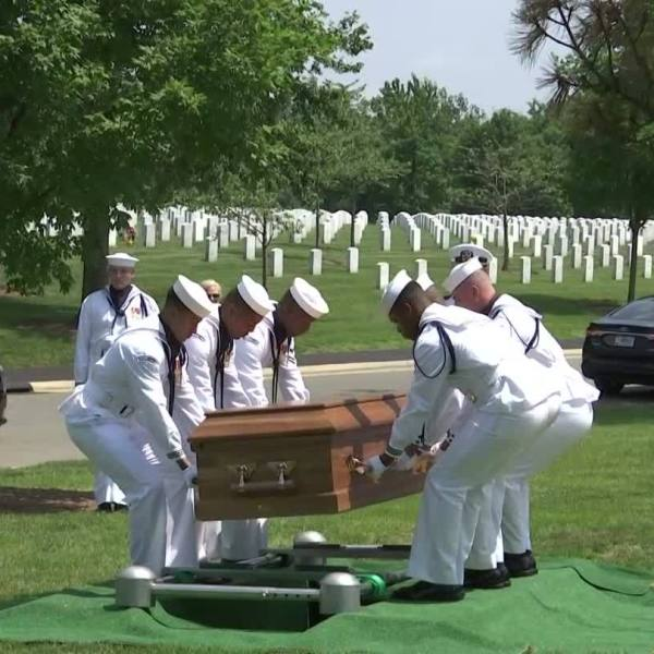 Alabama Teen Honored with Arlington Burial