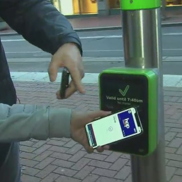 Portland-Vancouver's Hop Fastpass debuts on iPhone