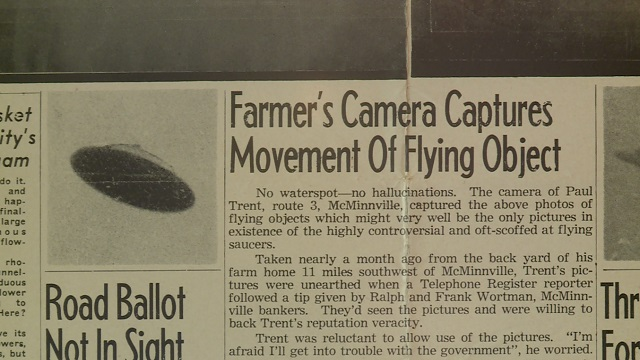 Thousands expected to 'make contact' at 21st annual UFO Fest