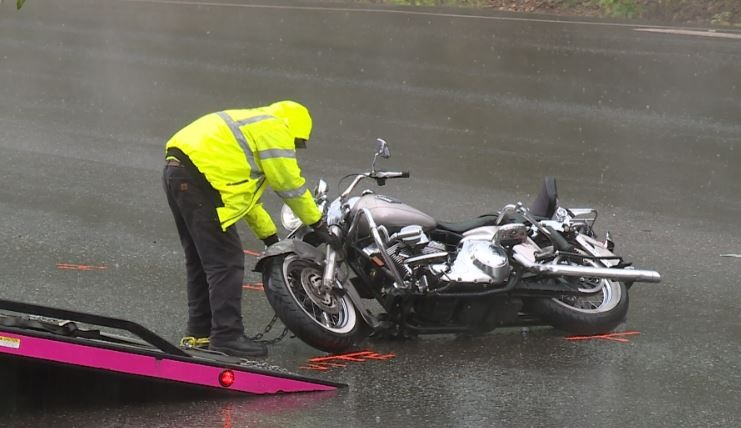 Motorcycle Accident Hwy 27
