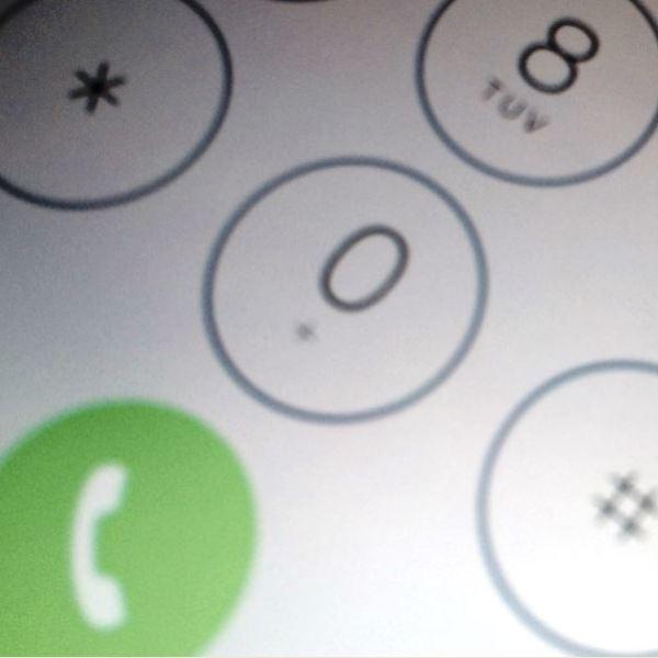 Dial pad image _ Generic phone file image_121621