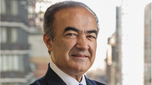 Rahmat Shoureshi was named president of Portland State, May 15 2017. (PSU)_458853
