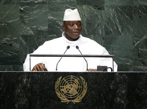 Al Hadji Yahya Jammeh