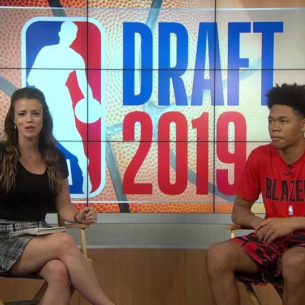 Anfernee Simons sits down with AJ McCord
