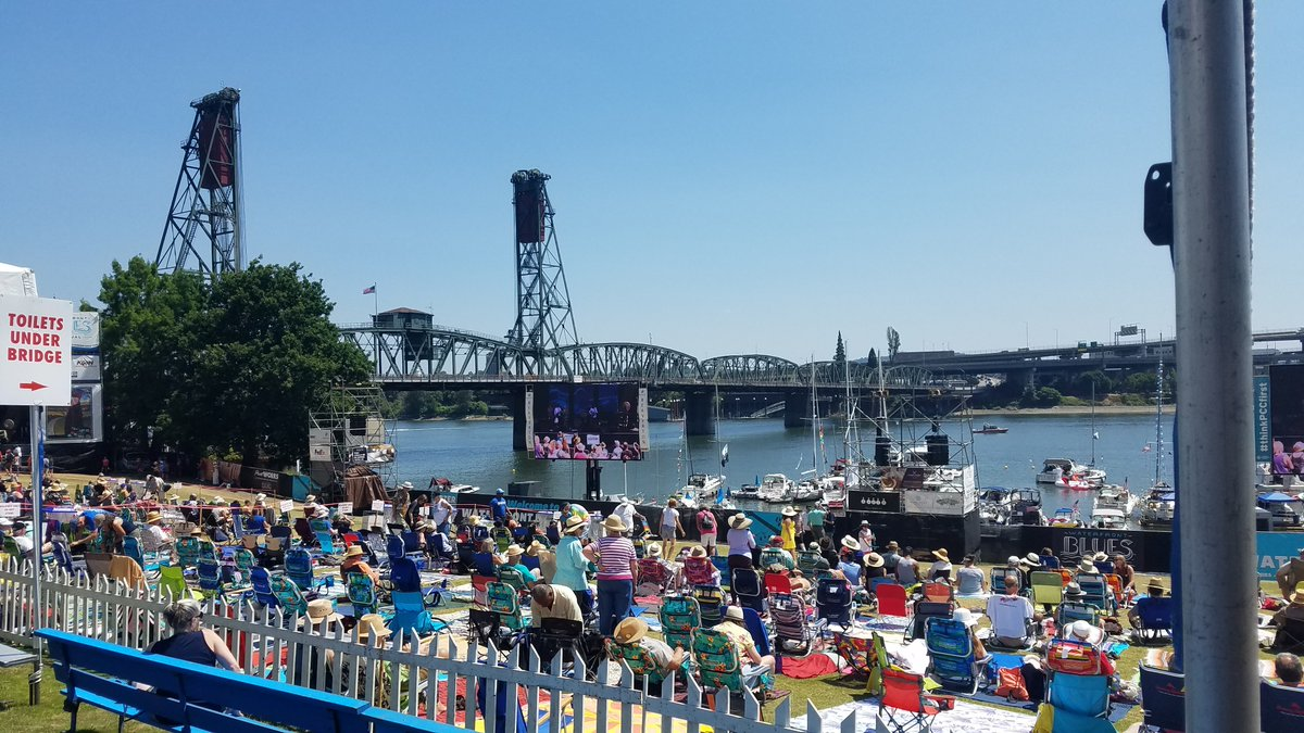The Waterfront Blues Festival,