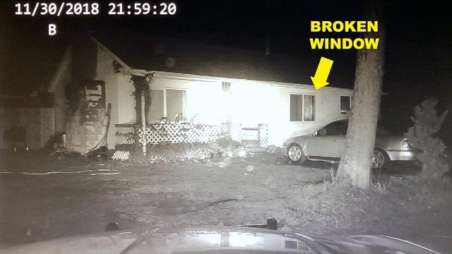 Dashcam shows 5 deputies save man shot in head