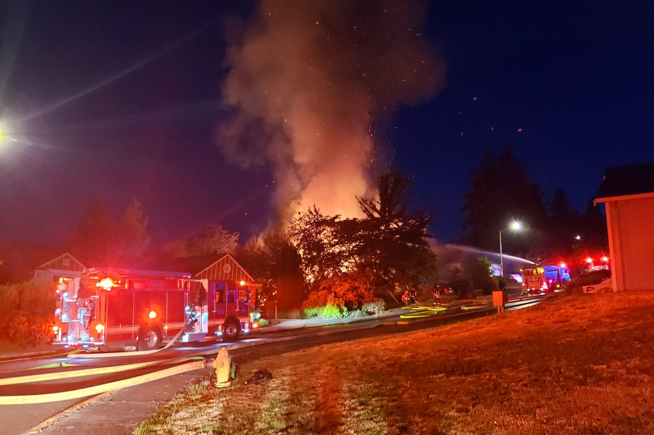 washougal house fire 7192019