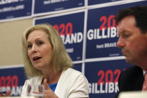 Kirsten Gillibrand, Tom Sherman
