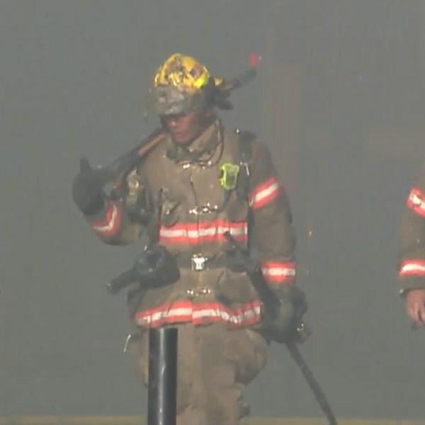 firefighters northeast portland