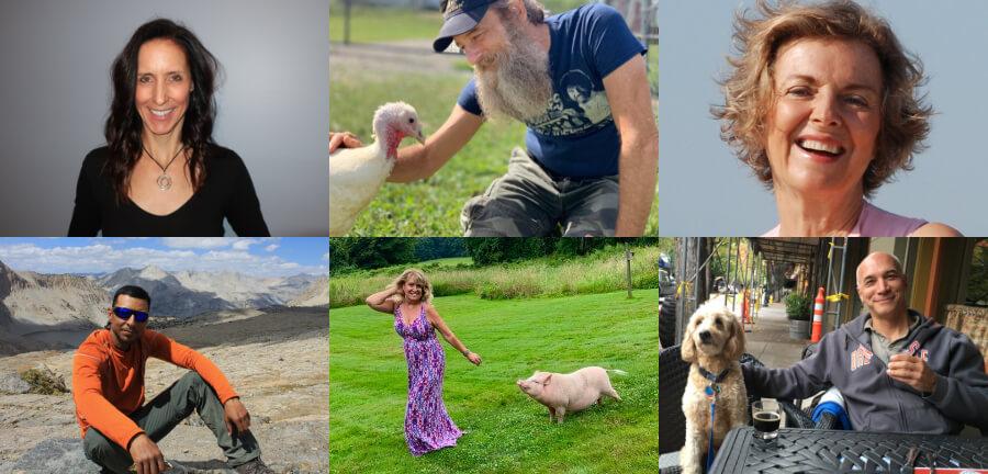 sexiest vegan finalists