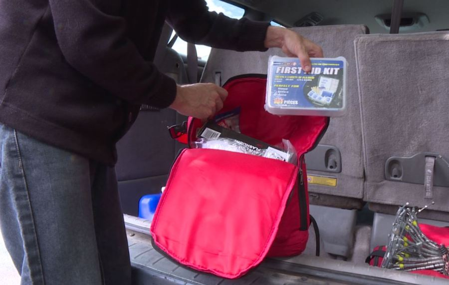 preparedness car kit 8-29-19
