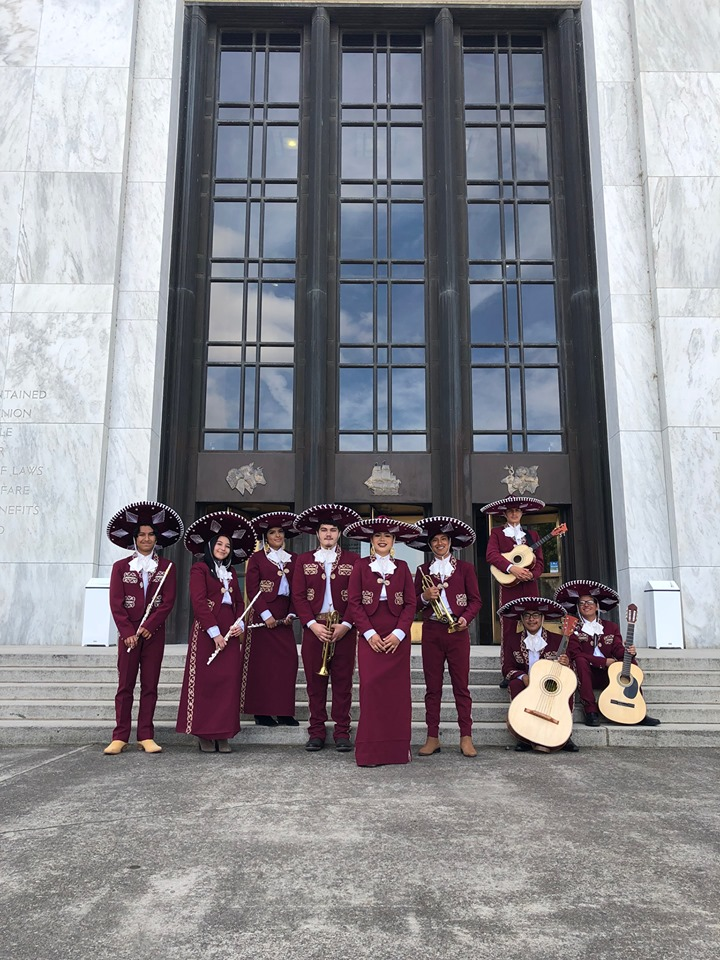 woodburn mariachi state capitol