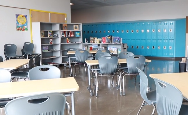 Leaky Ceiling Forces Beaverton Students To Relocate Koin Com