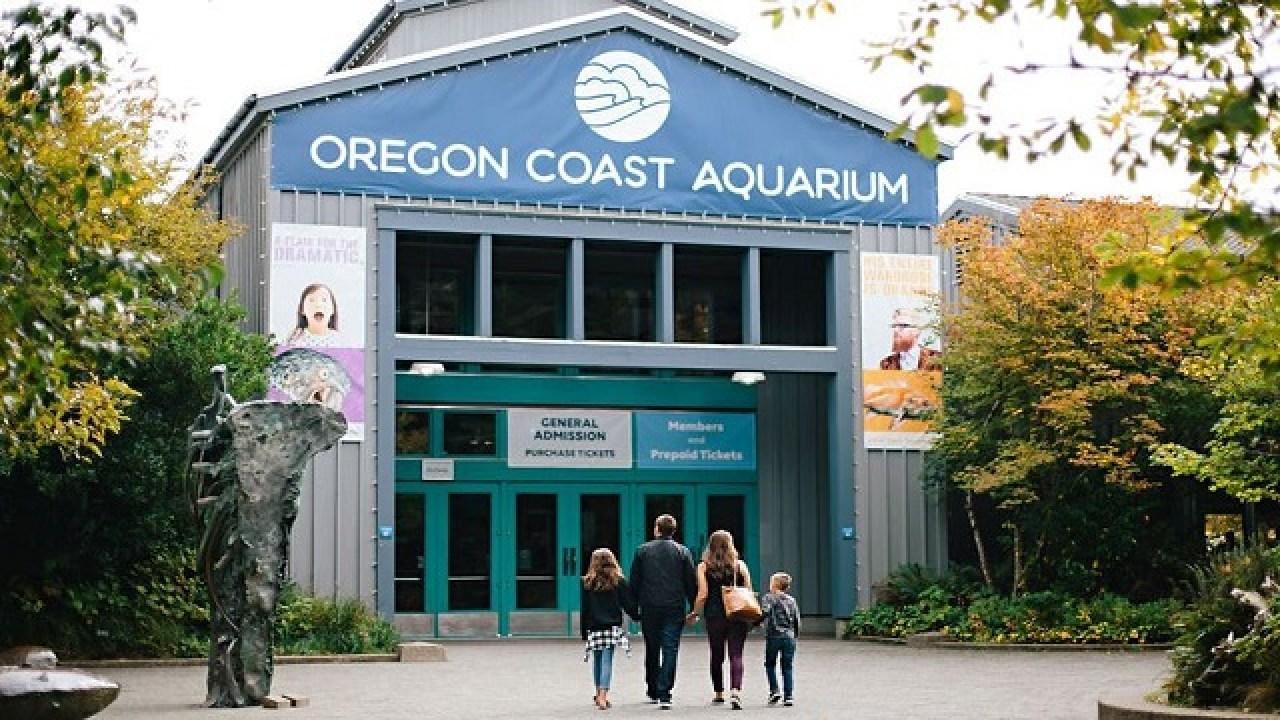 Oregon Coast Aquarium Announces Plans