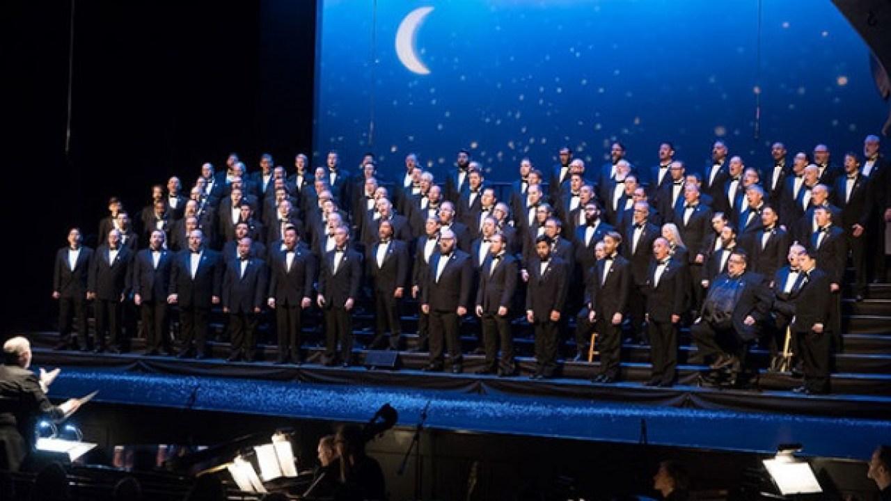 Portland gay mens choir