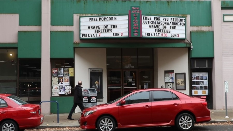 5th ave cinema outside