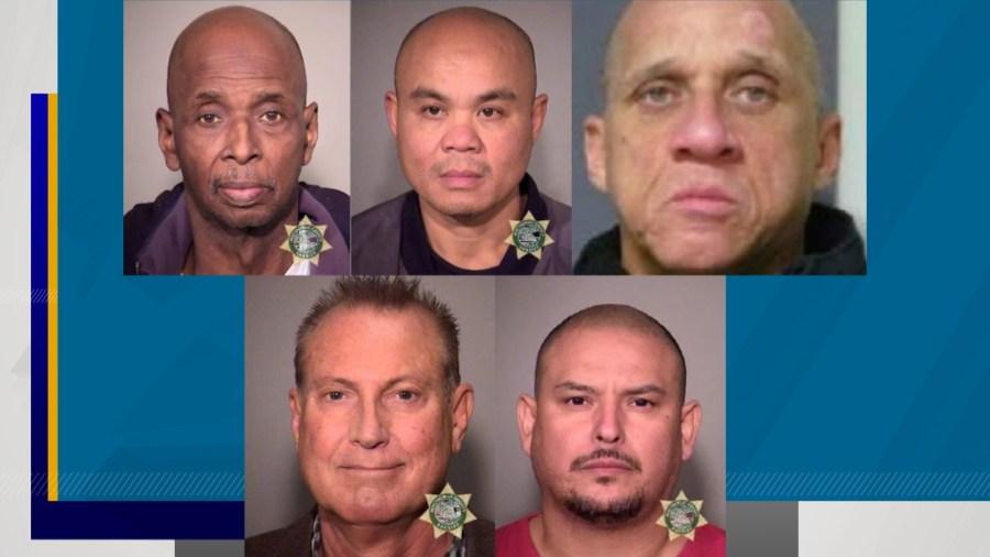 rape kit backlog indictments