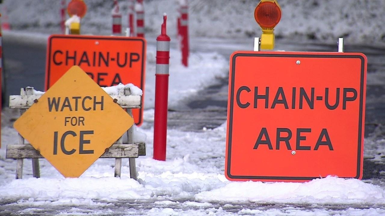 Historic Snowstorm Takes Aim At Southern Oregon Tuesday