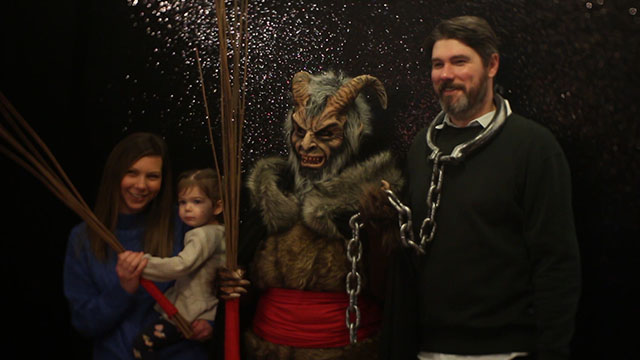 Holiday boogeyman 'Krampus' the focus of local photo event