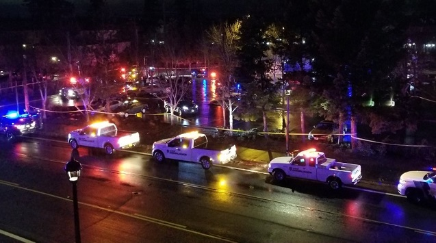 1 dead in shooting at Hillsboro MAX station parking lot