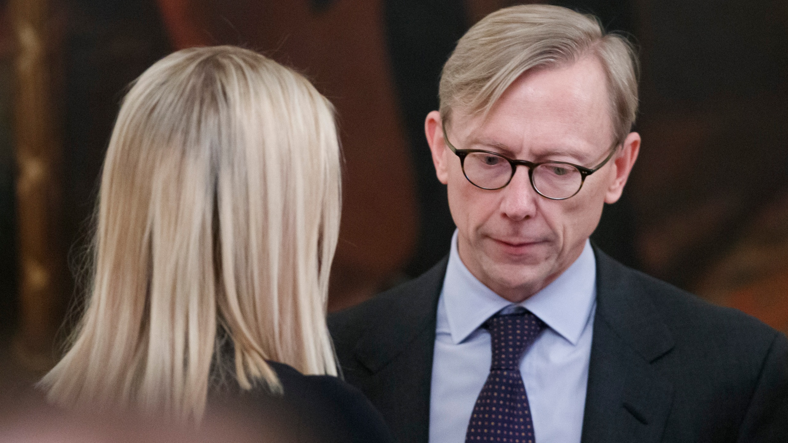 Ivanka Trump, Brian Hook