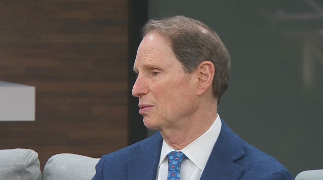 Wyden on FEMA help for wildfires, the President and COVID