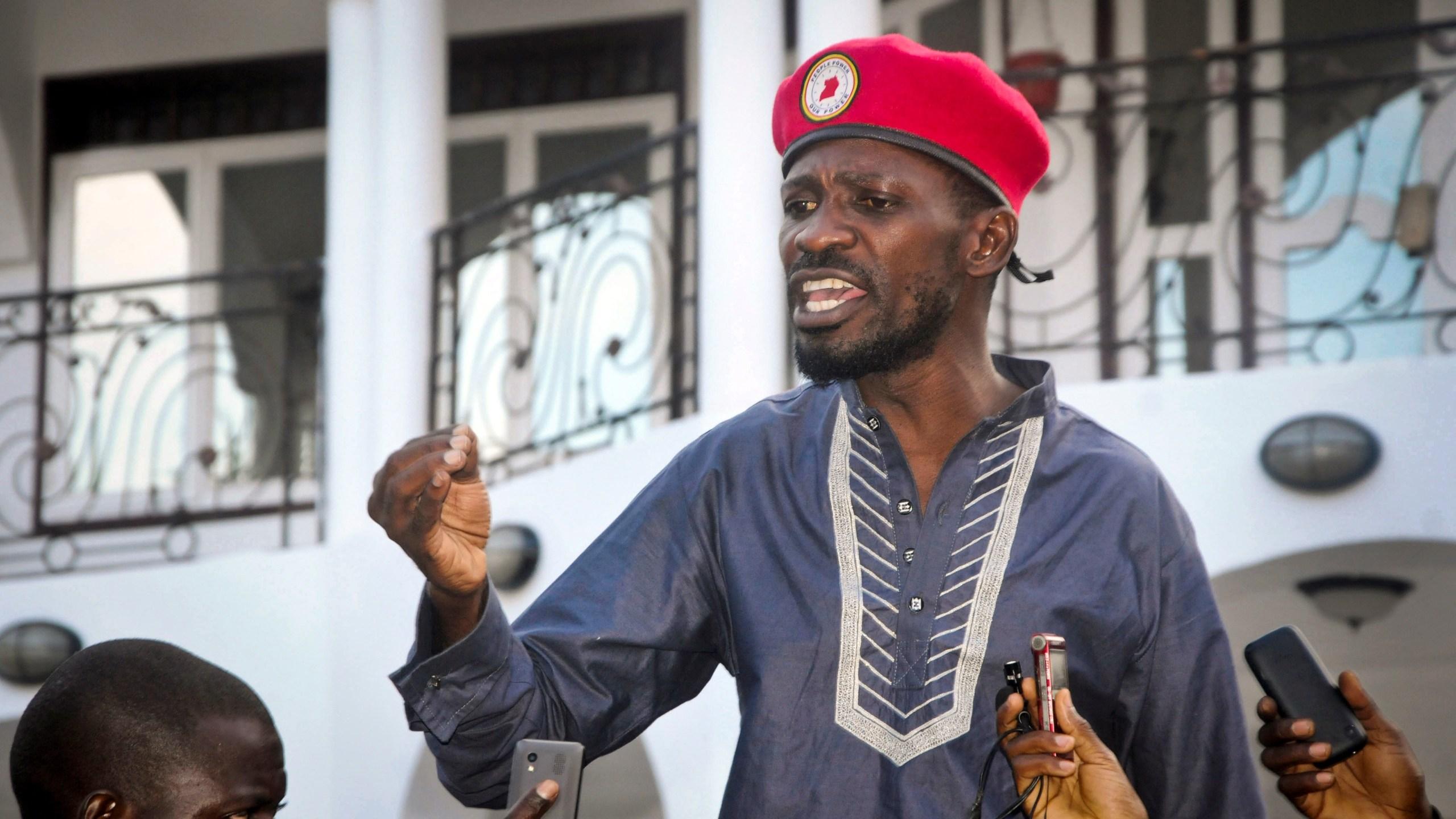 Bobi Wine, Kyagulanyi Ssentamu