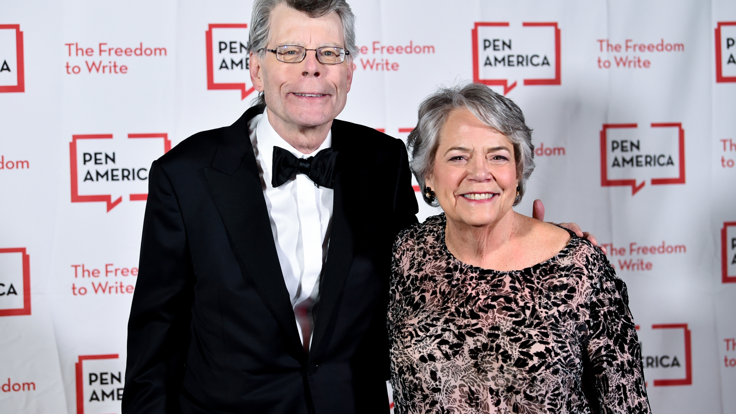 Stephen King, Carolyn Reidy