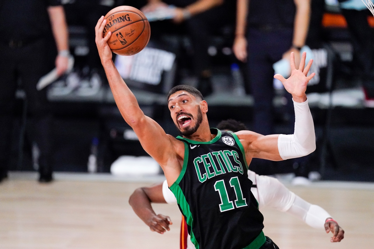 Kanter: Wyden texted me after trade to Blazers