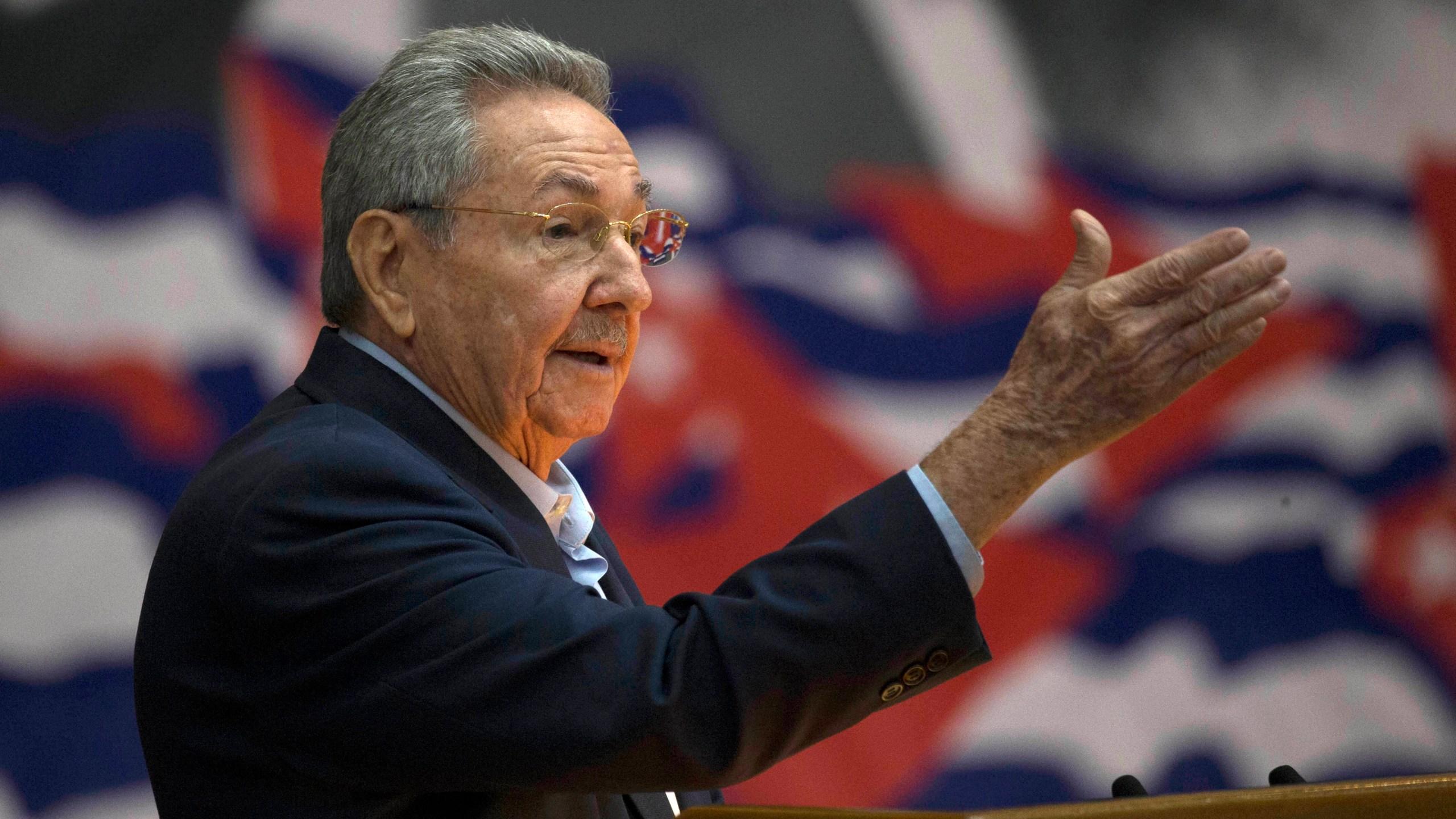 Raul Castro
