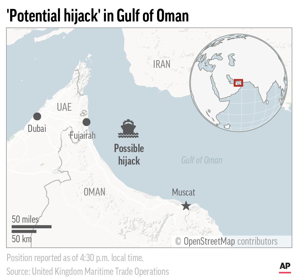 Persian Gulf Tensions